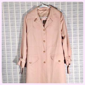 Jackets & Blazers - 💜 Blush Trench Coat